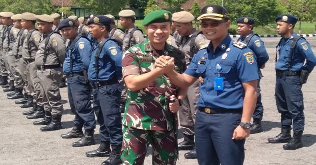 Bimtek Pengamanan Obyek Vital dan Pengamanan Pejabat VIP/VVIP – Secata Rindam V/Brawijaya