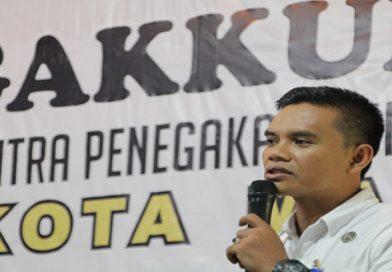Rakor Tahapan Pemilu 2019 Bersama Bawaslu Kota Madiun