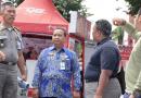 Satpol PP dan Bapenda Kota Madiun Segel Reklame Yang Menunggak