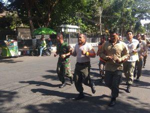 Satpol PP Kota Madiun Persiapkan Diri Jelang Jambore Tahun 2019